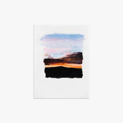 Matt McCormick, 'Untitled (Sunset) ', 2019