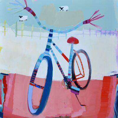 Wendeline S. Matson, 'Blue Roadmaster'