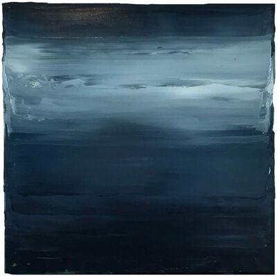Jake Aikman, 'Midnight (blue)', 2018