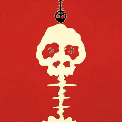 Takashi Murakami, 'Time Bokan (Red)', 2001