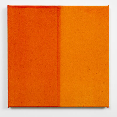 Simon Morris, 'Half Orange', 2015