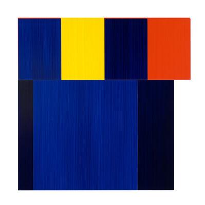 Imi Knoebel, 'Ich Nicht III Ed.', 2004-2011