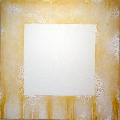 Ford Beckman, 'White Painting: A Place of Prayer', 2002