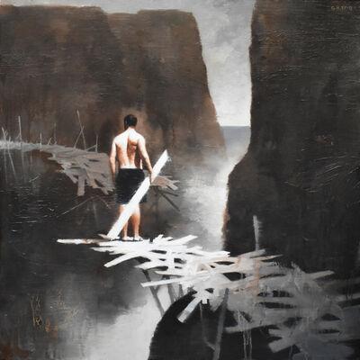 Gary Ruddell, 'Study of a Reckless Dreamer', 2018