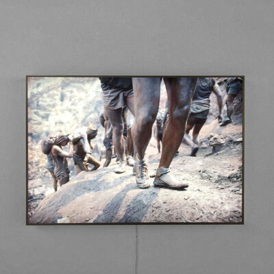 Alfredo Jaar, 'Gold in the Morning (f)', 1985