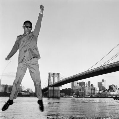 Tseng Kwong Chi, 'New York, New York', 1979