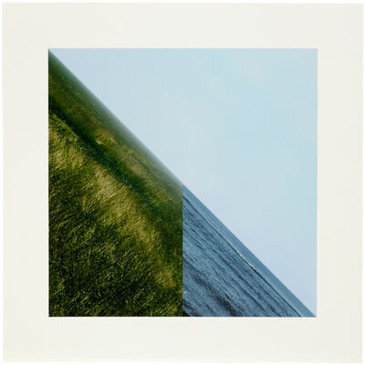 Jan Dibbets, 'Land-Sea Horizon 1', 2011