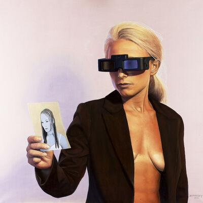 Dirk Dzimirsky, 'The Electric Geisha', 2012