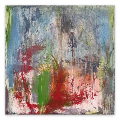 Tommaso Fattovich, 'Analog (Abstract painting)', 2020