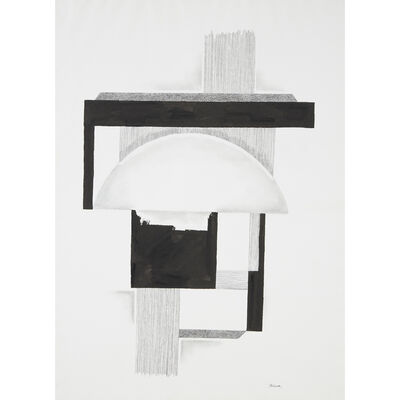 Dorothy Dehner, 'Untitled (Abstract Composition)'