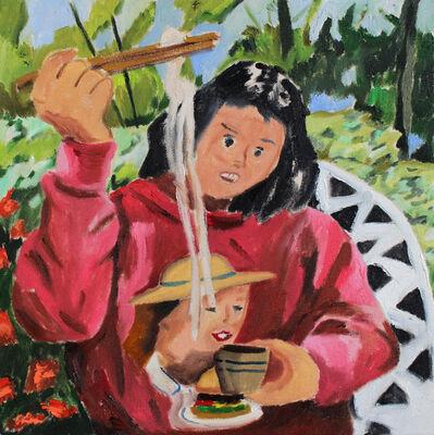 Hiroya Kurata, 'Udon or Burger', 2020