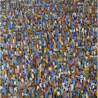 Ablade Glover, 'Untitled (Market)', 2008
