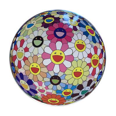 Takashi Murakami, 'Flower Ball Pink', 2007