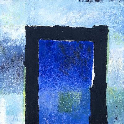 Carlos Pellicer, 'Puerta azul', 2008
