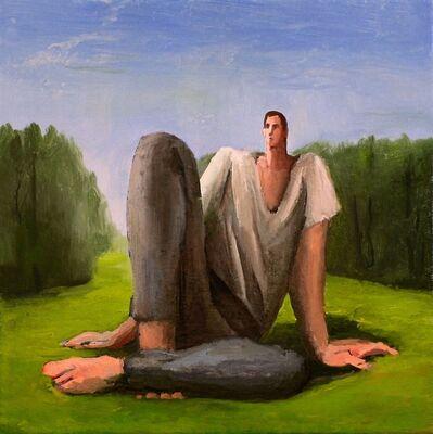 Tony Toscani, 'Giant In A Field', 2018