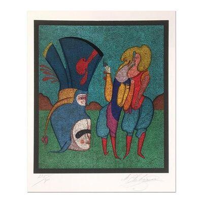 Mihail Chemiakin, 'Carnival Series: Untitled 7', 1970-2010