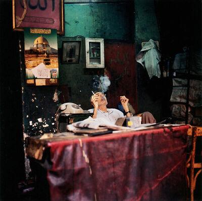 Denis Dailleux, 'Garagiste au Caire', 1999