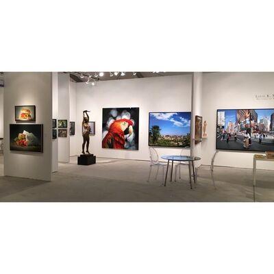 Louis K. Meisel Gallery at Art Miami 2018, installation view