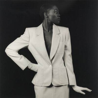 Robert Mapplethorpe, 'Barbara Hairston', 1982