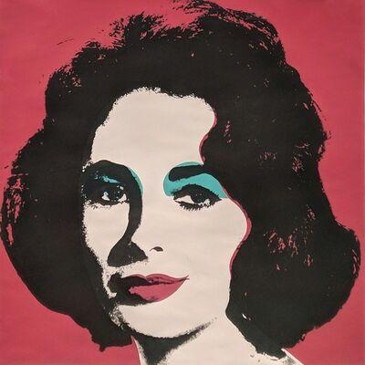 Andy Warhol, 'Liz Taylor 7', 1964