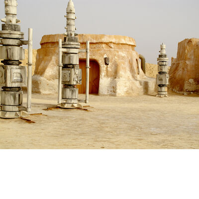 Rä di Martino, 'No More Stars (Star Wars) #14', 2010