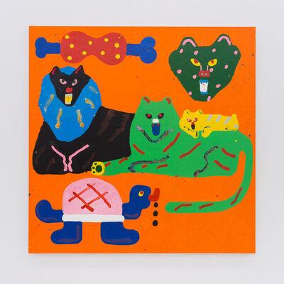 Misaki Kawai, 'Wild Claws', 2015
