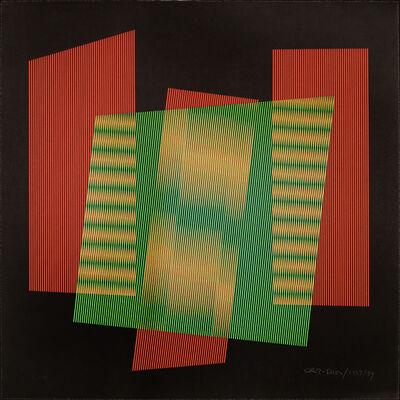 Carlos Cruz-Diez, 'Additive Color', 1959-1982
