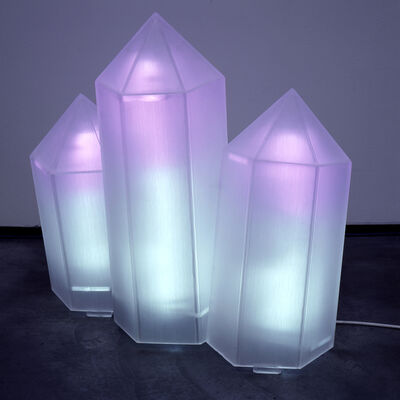 Sylvie Fleury, 'Medium Chromo Quartz 3', 2001