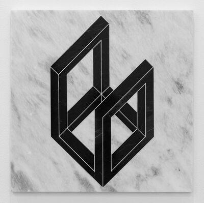 Hamra Abbas, 'Open Cube: After LeWitt 8, 2019', 2019