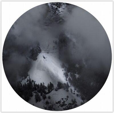 Nicolas Dhervillers, 'Black Oculi', 2016