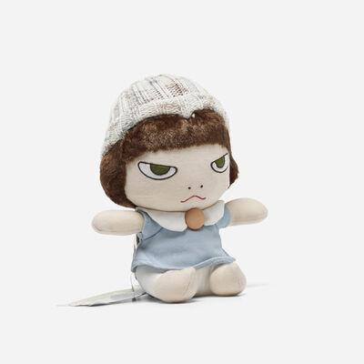 Yoshitomo Nara, 'Plush doll', 2002