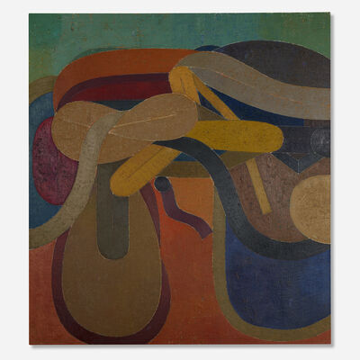 Miyoko Ito, 'Monongahela', c. 1961
