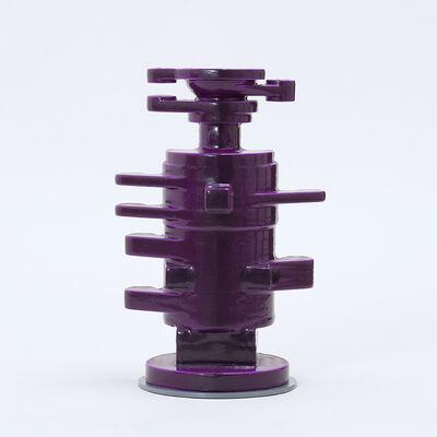 Jim Oliveira, 'Purple Lake Totem', 2012
