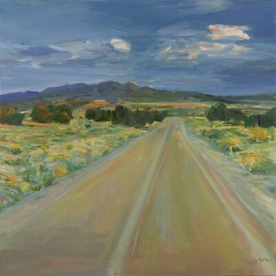 Fran Lightman Gibson, 'Take Any Road, New Mexico', 2014