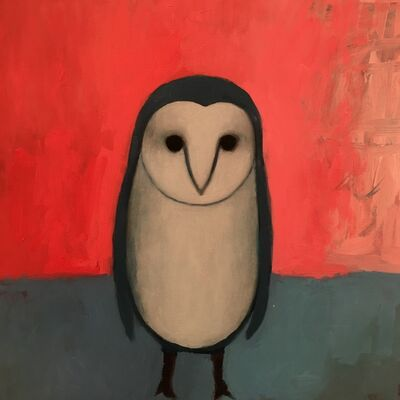 Ayse Wilson, 'Owl', 2016