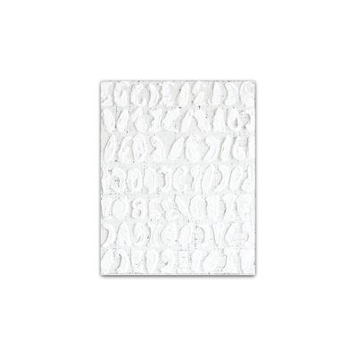 Kim Fonder, 'Etnografica Linea Bianco Perla IIa', 2020