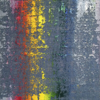 Linda Davidson, 'Rough Rainbow', 2015
