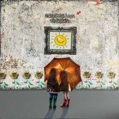 Steve Johnston, 'Everybody Loves the Sunshine', 2020