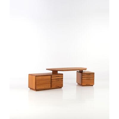 Pierre Chapo, 'B40 Desk', near 1960