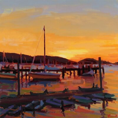 Nick Paciorek, 'Pier Set'
