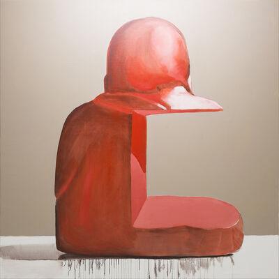 Michel Pérez Pollo, 'Red Buda', 2014