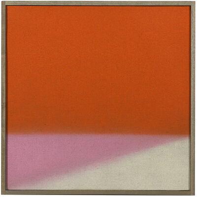 Susan Vecsey, 'Untitled (Orange/Pink)', 2014