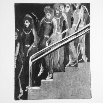 Hilary Doyle, 'Descending a Staircase 1', 2017