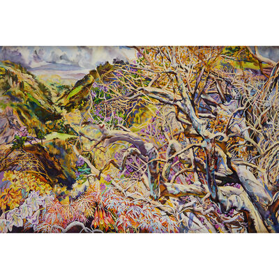 Patricia Tobacco Forrester, 'Tropical Mountainside'