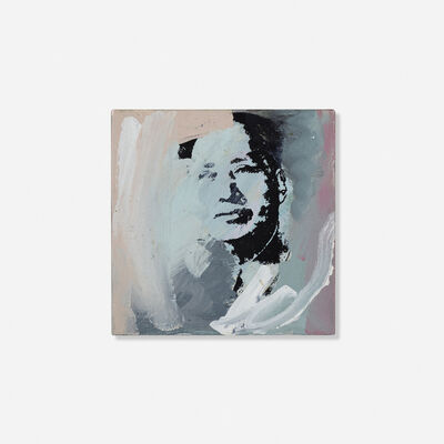 Richard Pettibone, 'Andy Warhol, Mao', 1975