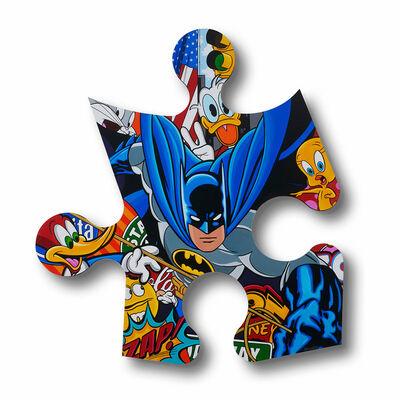 Boudro, 'Batman Zap', C. 2020