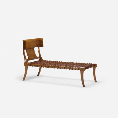 T.H. Robsjohn-Gibbings, 'Klini chaise, model no. 11', 1961