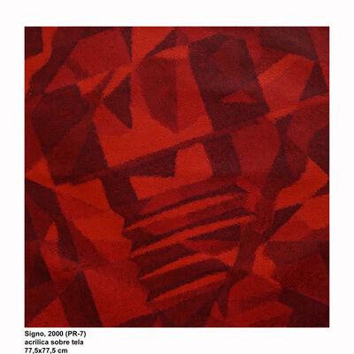 Claudio Tozzi, 'Parafuso Vermelho', 2000