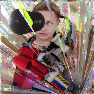 Andrea Stanislav, 'Ballerinas, Models and Cosmonauts XV', 2016
