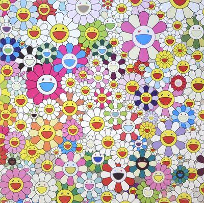 Takashi Murakami, 'Takashi Murakami, Maiden in the Yellow Straw Hat, 2010', 2010